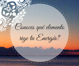 Conoces qué elemento predomina en tu energía-